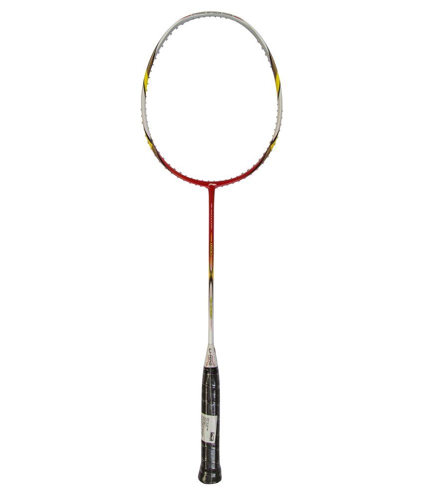 Li-Ning High Carbon 1600 Unstrung Badminton Racket: Buy ...
