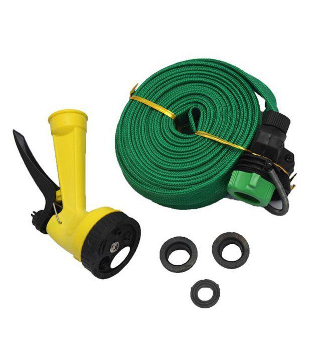 Vinayaka Green Yellow Virgin Plastic Water Pressure Gun Servicecentredetails