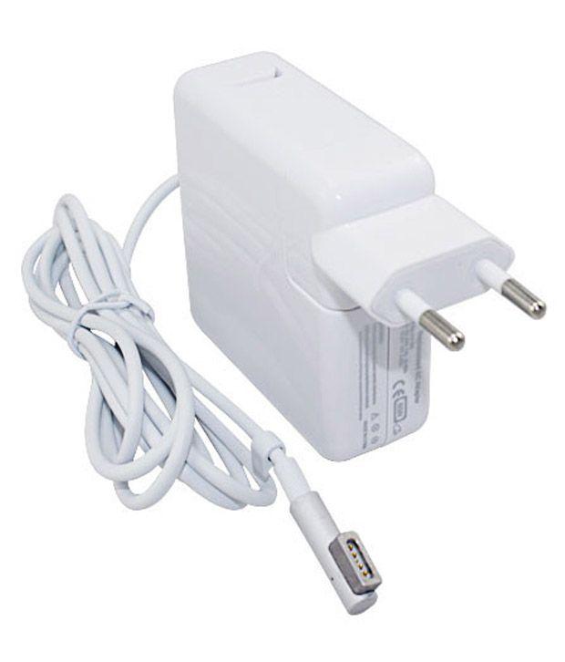 Lapsix 60 W Power Adapter For Apple Macbook MA895LL