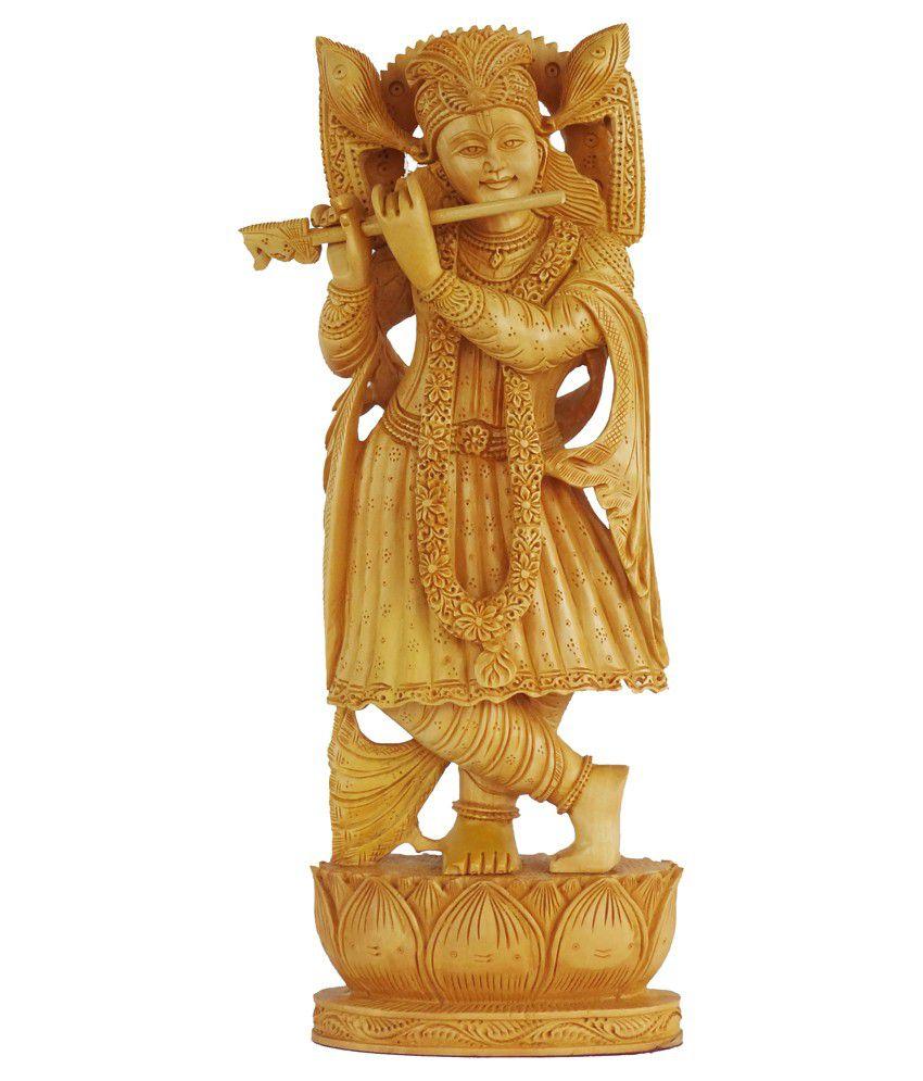 Gift Gola Fine Work Krishna