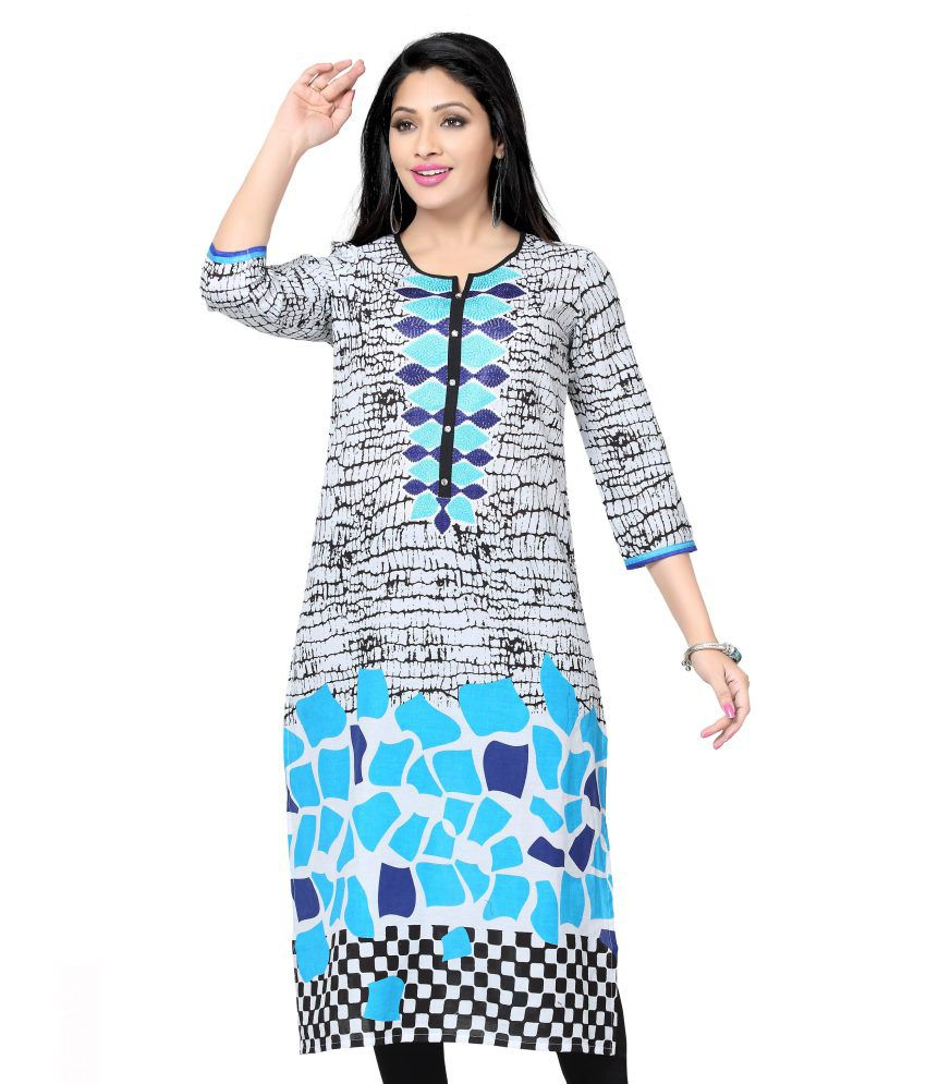 Meher Impex Multi Cotton Kurti