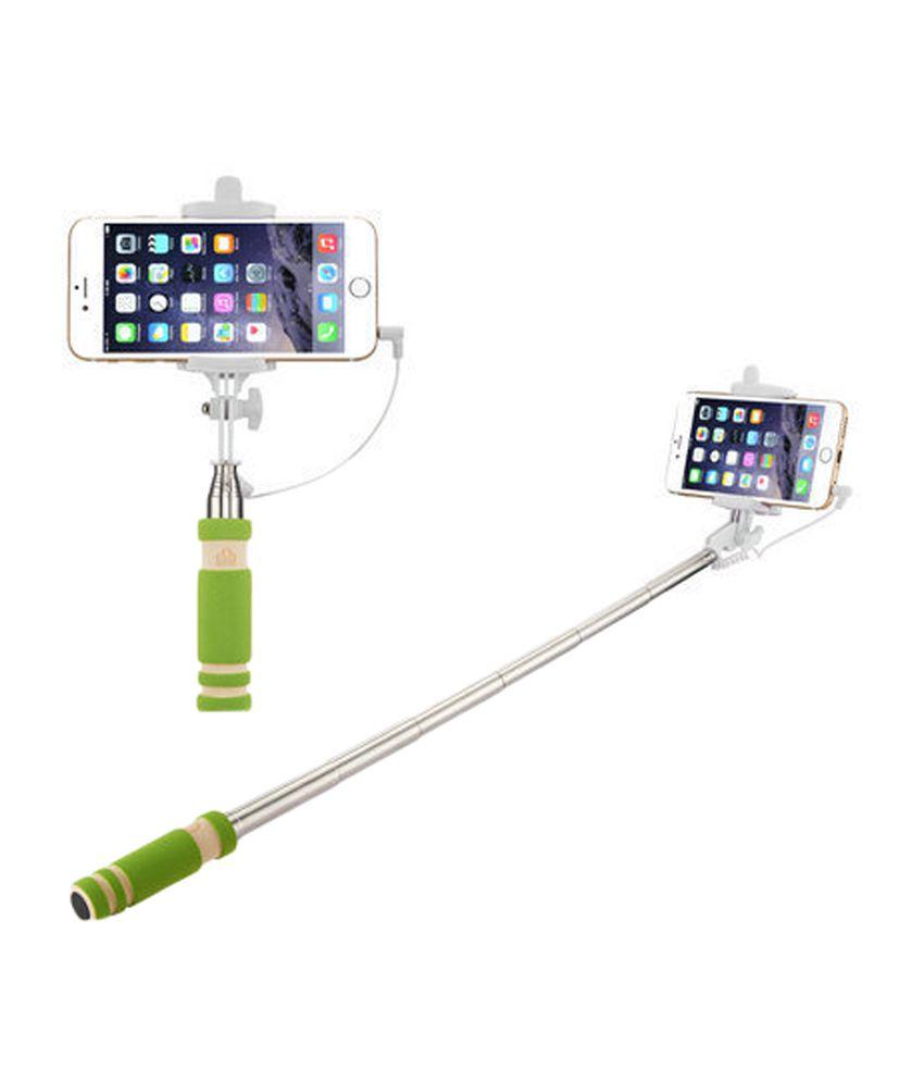 Mobidress Ultra Mini Selfie Stick - Multi colour 48 cm