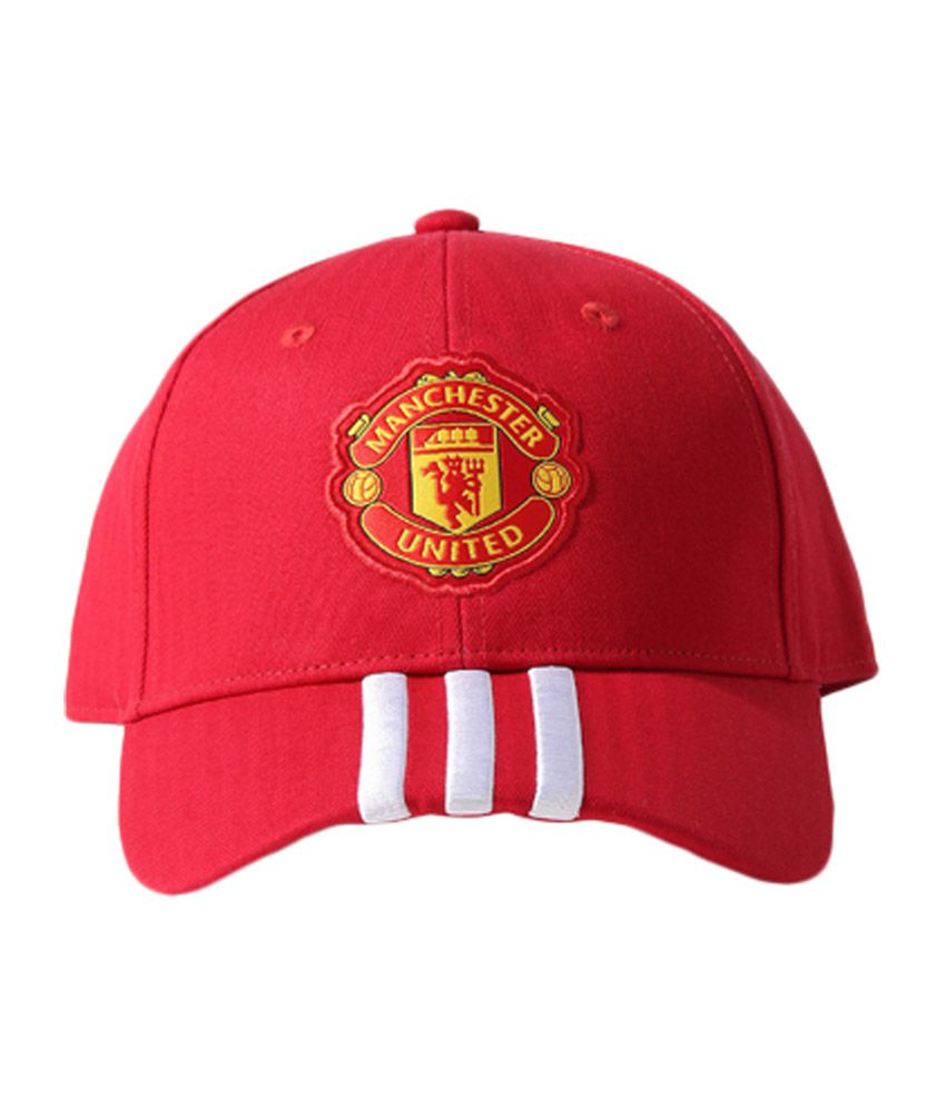 0450d1b1b31 Adidas Manchester United Soccer Cap - Red - Buy Online   Rs.