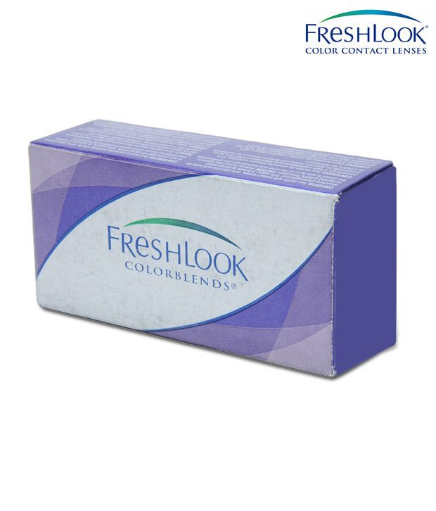 FreshLook Monthly Disposable Brown Lenses