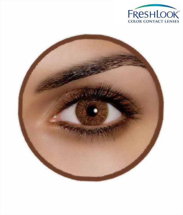 FreshLook Daily Disposable Pure Hazel Lenses