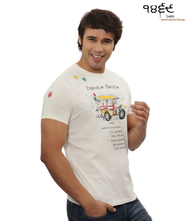 1469 Funky Ivory T-Shirt