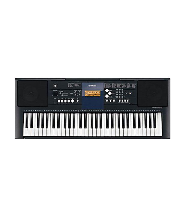 Yamaha digital keyboard psr e333 buy yamaha digital for Yamaha keyboard india