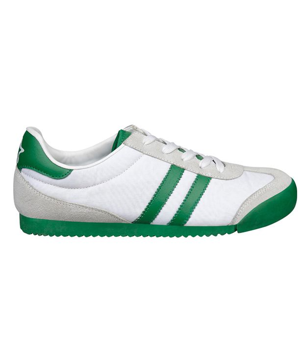 North Star Green & White Casual Shoes - Buy North Star Green & White Casual Shoes Online at Best Prices in India on Snapdeal