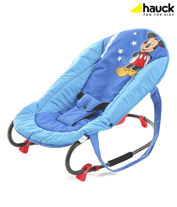 Hauck Rocky V-Mickey Blue Cradle