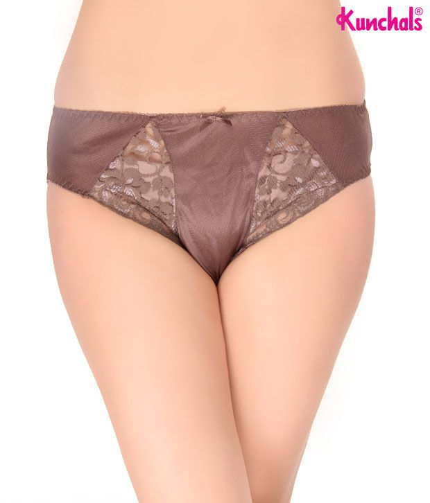 Kunchals Brown Panty