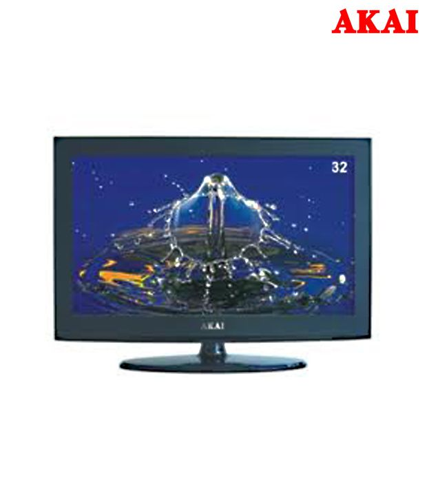 finest selection dce6c 11861 Buy Akai 81 cm (32) HD LCD TV L32B30 Online at Best Price in India -  Snapdeal