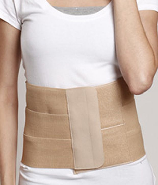 Tynor Tummy Trimmer/ Abdominal Belt 8: Buy Tynor Tummy