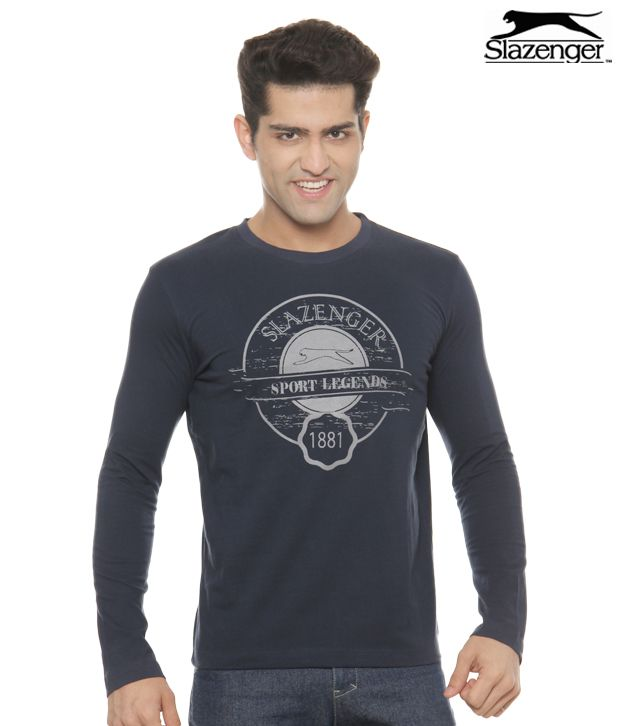 Slazenger Ultra Navy Blue T-Shirt