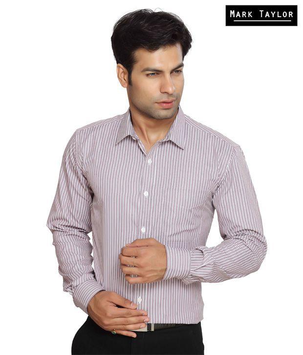 Mark Taylor Lavender Shirt MTSH011243