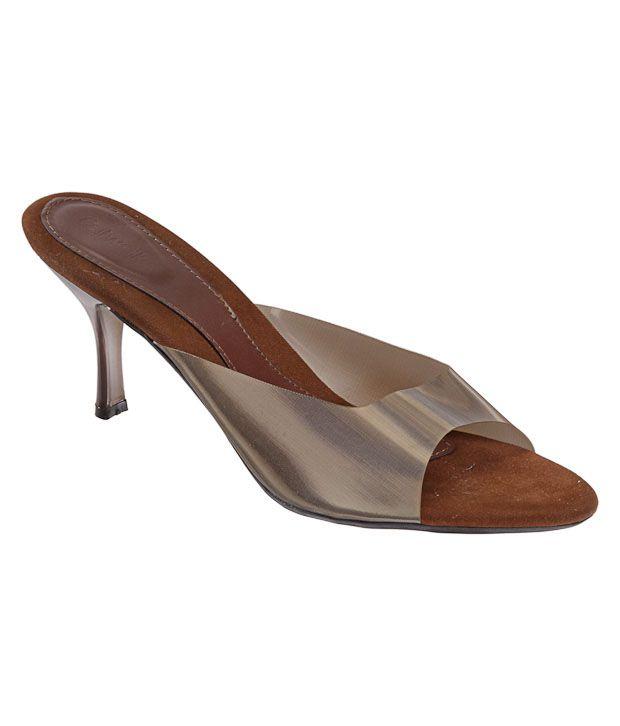 2cf785f7b1 Catwalk Copper Pencil Heel Sandals Catwalk Copper Pencil Heel Sandals ...