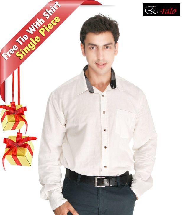 E-rato White Shirt