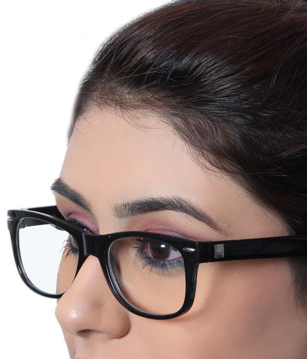 SD Classy Black Optical Frame