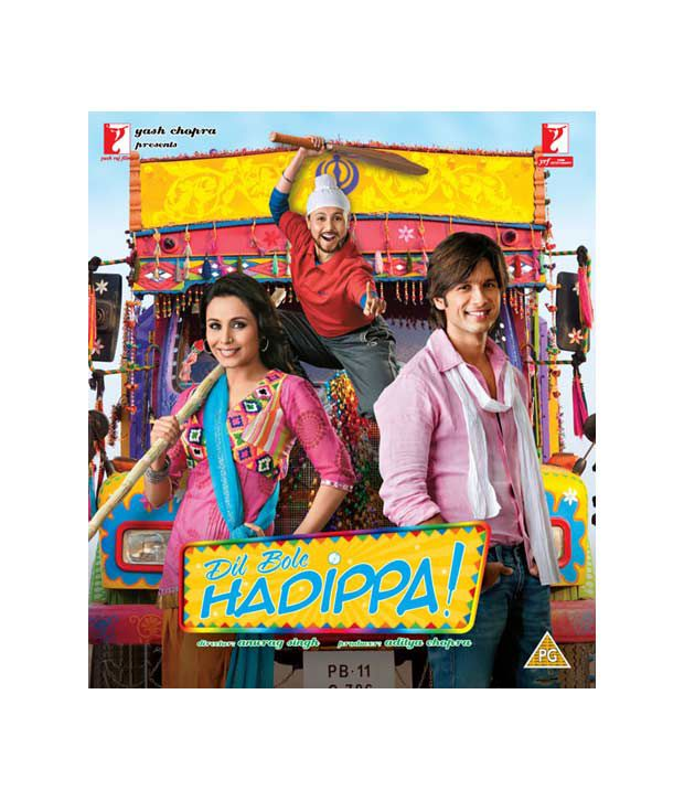 Dil Bole Hadippa! (Hindi) [DVD]