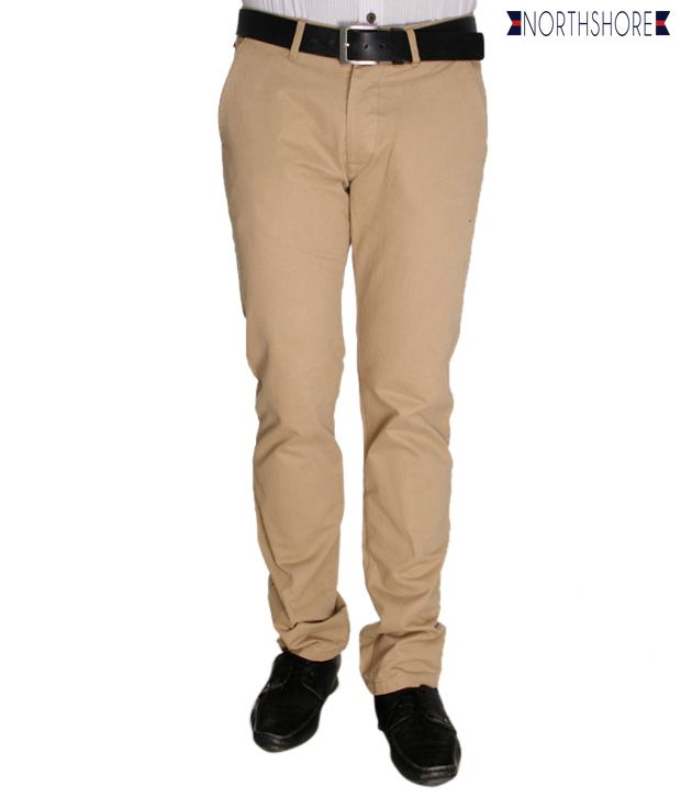 North Shore Khaki Trouser