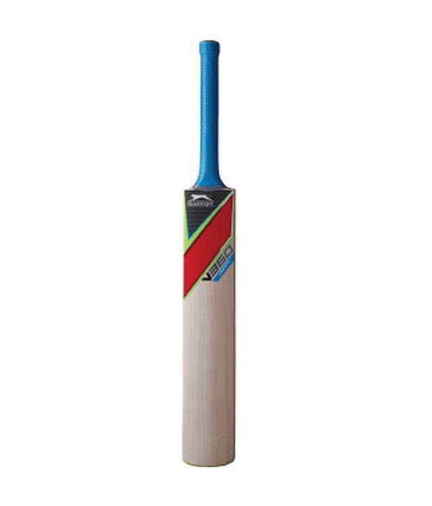 Slazenger V-360 Striker Kashmir Willow Cricket Bat