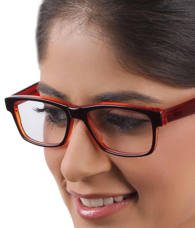 SD Orange & Black  Eyewear