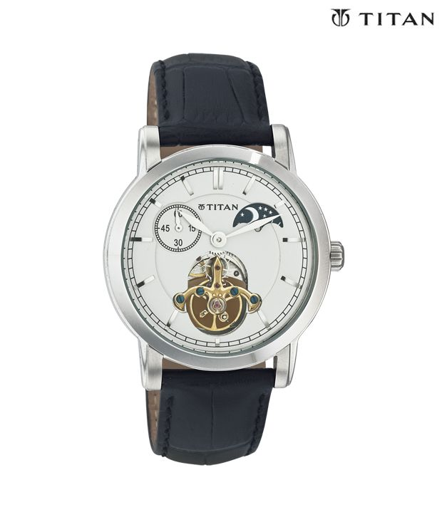 Look - Watches Titan automatic collection video