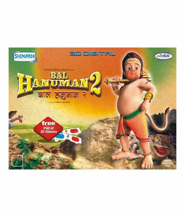 Bal Hanuman: Return of the Demon / The Legend of Devi Durga (Hindi