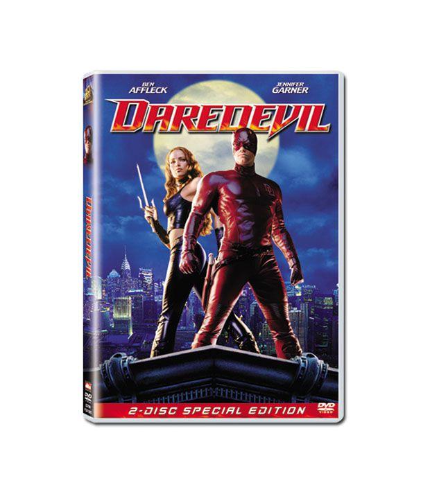 Daredevil (English) DVD