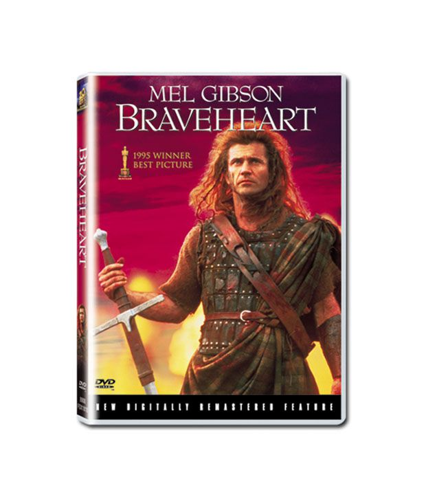 Braveheart (English) DVD