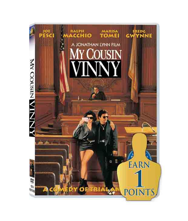 My Cousin Vinny (English) DVD