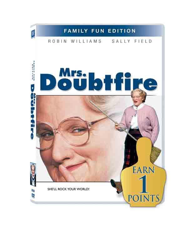 Mrs. Doubtfire (English) DVD