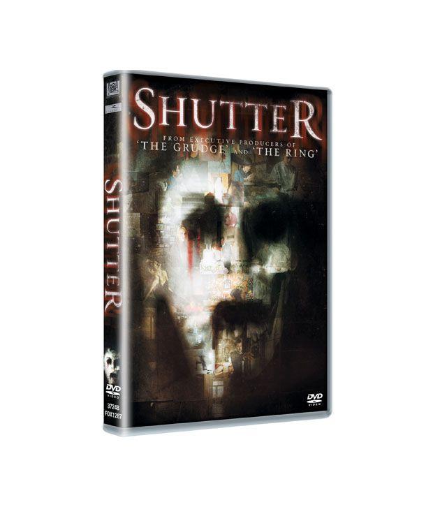 Shutter (2008) (English) DVD
