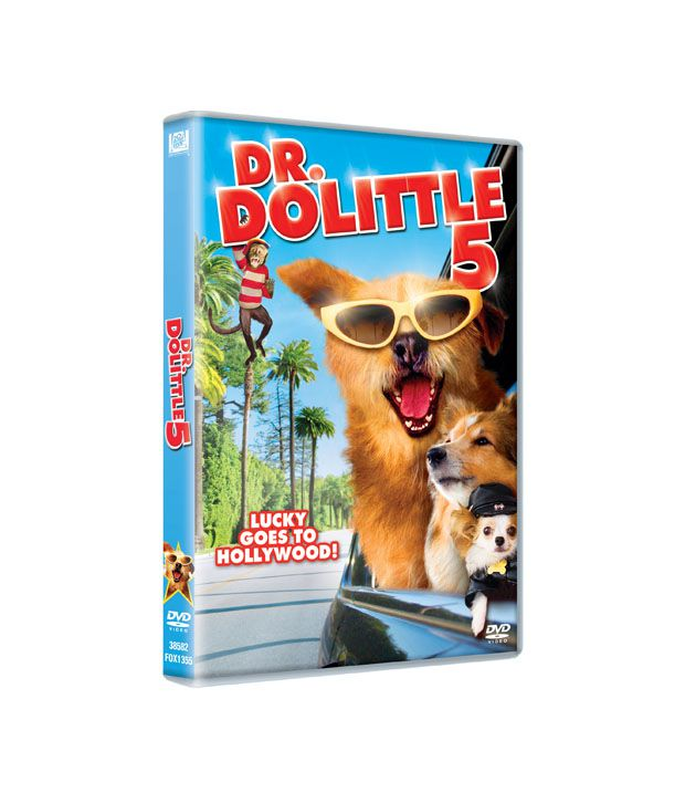 Dr. Dolittle 5 (English) DVD