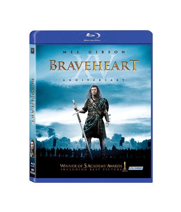 Braveheart (English) Blu-ray
