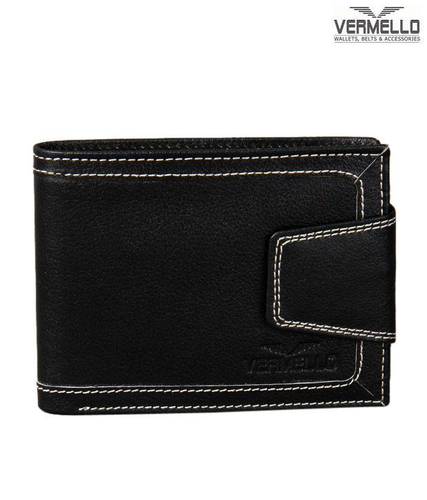 Vermello Voguish Brown Wallet