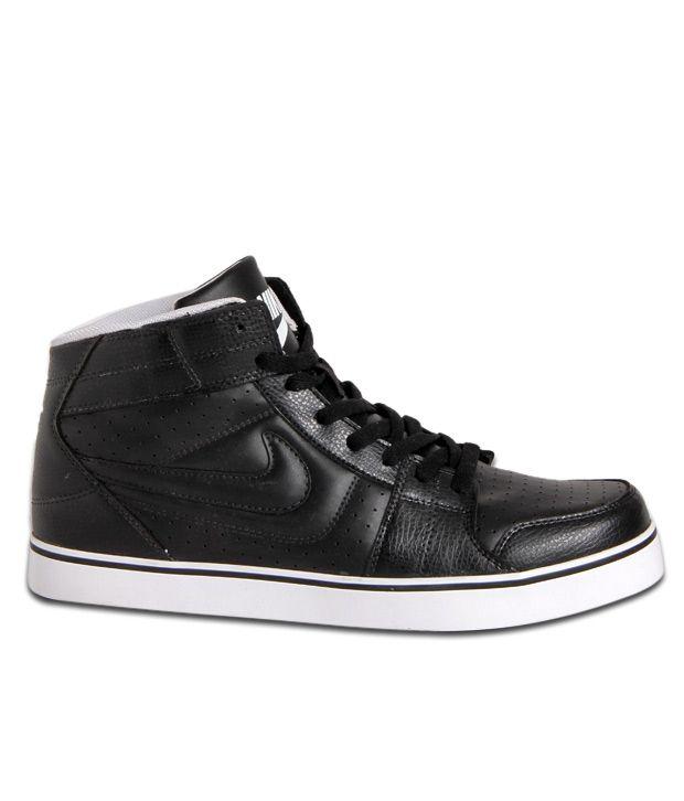 Nike Liteforce Mid SL Black Ankle Length Shoes - Buy Nike Liteforce ... 1c5ed6d11