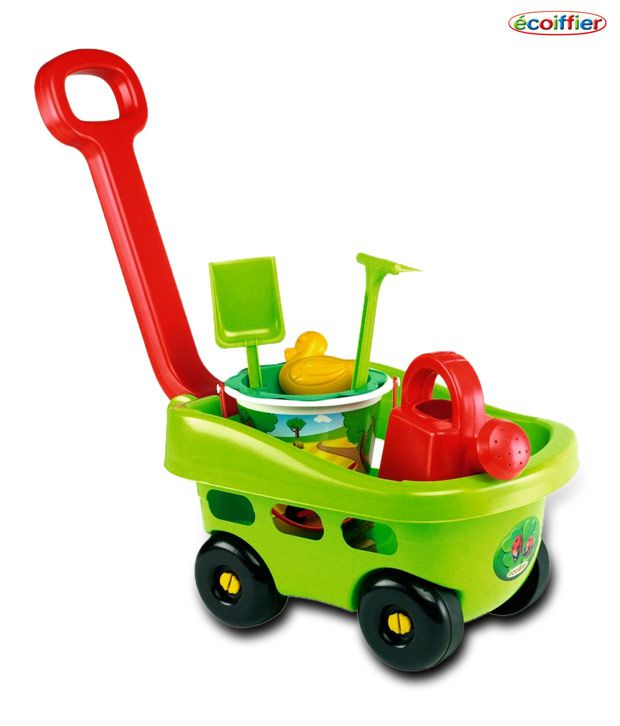 Ecoiffler garden wagon with accessories buy ecoiffler for Garden accessories online
