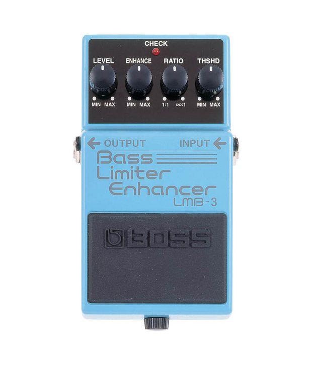BOSS LMB-3 Guitar Pedals