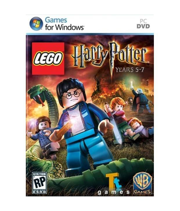 Lego  Harry Potter Years 5-7 PC