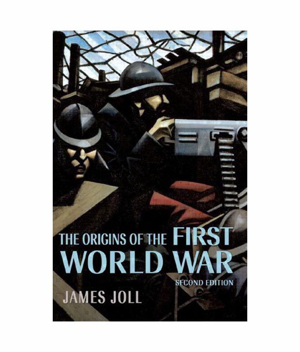 the debate about the origin of the first world war