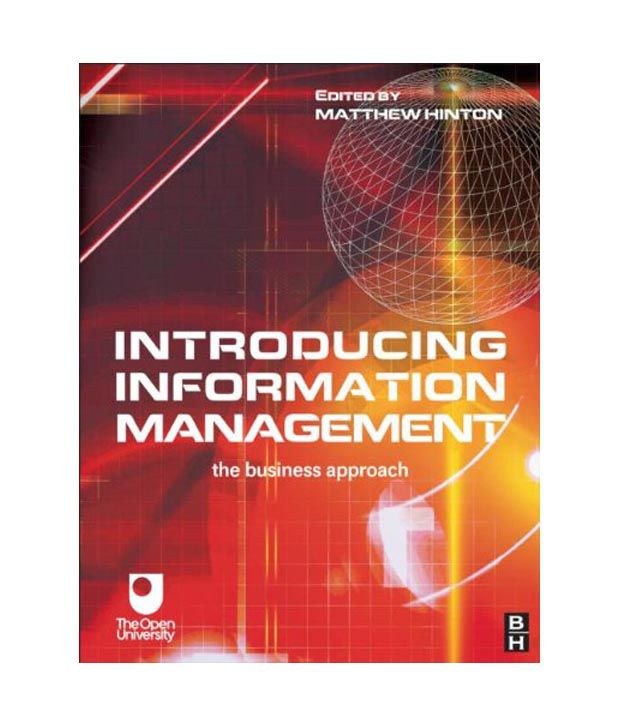 Equity Research Analyst Objectives: Introducing Information Management: The Business Approach