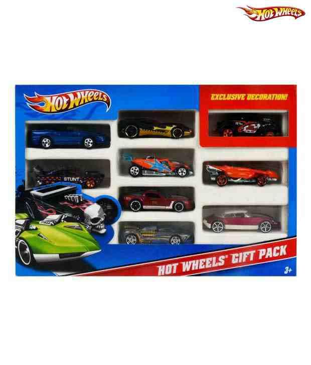 Hot Wheels 9-Car Multi-pack X 6999 - Buy Hot Wheels 9-Car Multi ...