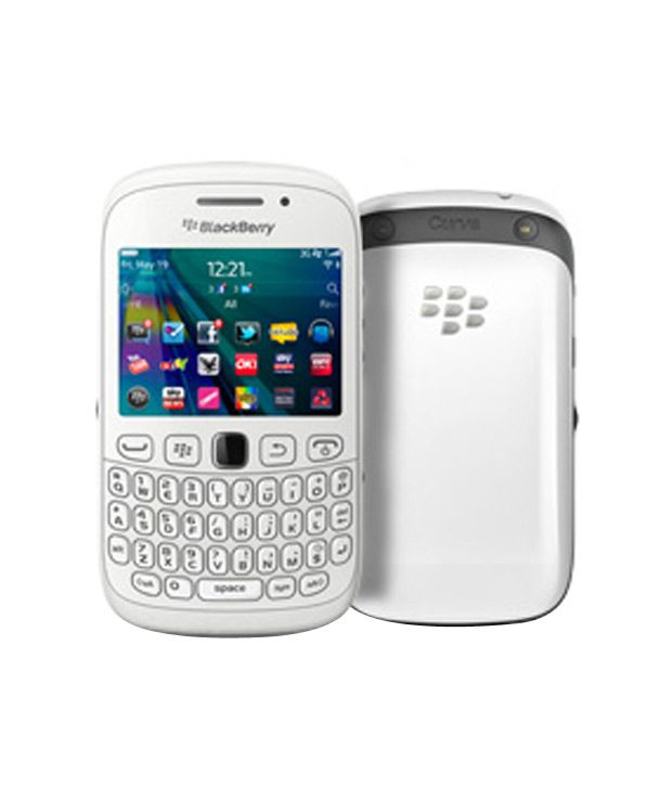 Blackberry   4gb And Below     White Mobile Phones Online