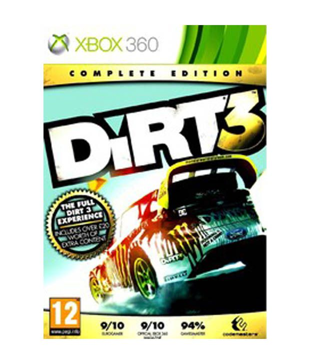 buy dirt 3 complete collection ps3 online at best price in. Black Bedroom Furniture Sets. Home Design Ideas