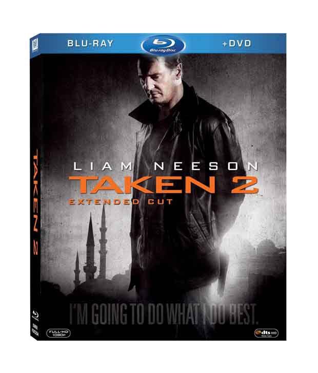 Taken 2 (English) [Blu-ray]: Buy Online At Best Price In
