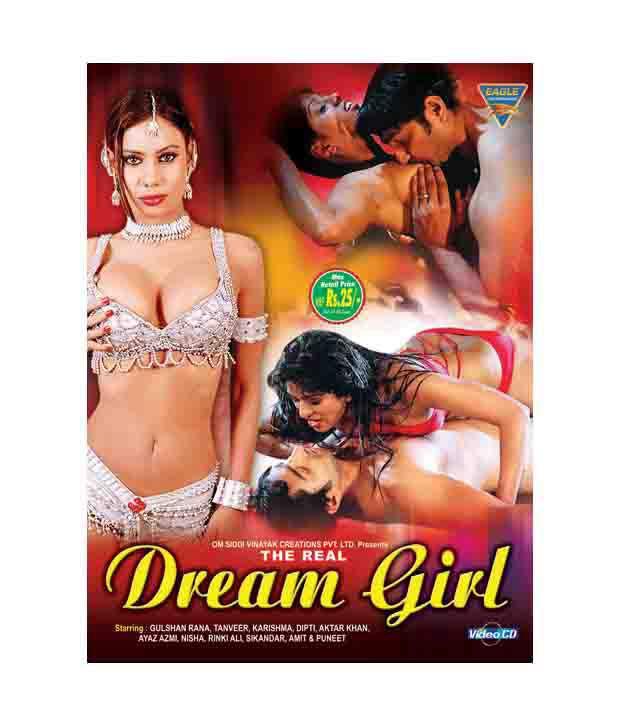 THE REAL DREAM GIRL (Hindi) [VCD]