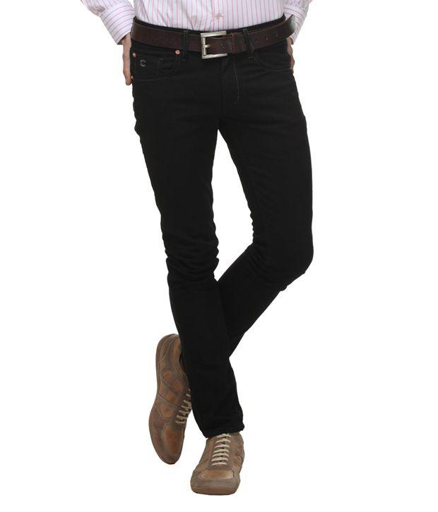 FREECULTR Vibrant Black Jeans