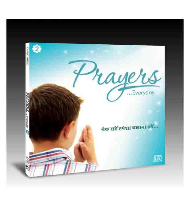 Prayers Vol - 2 (hindi) Audio Cd