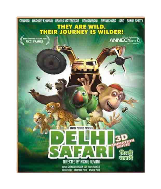 delhi safari hindi dvd buy online at best price in india snapdeal