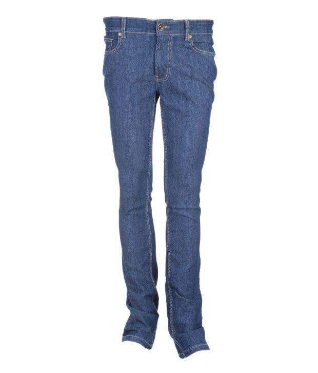 Numero Uno Trendy Blue Jeans